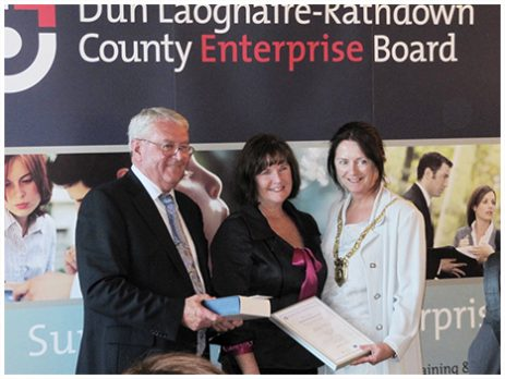 Enterprise Ireland Customer Service Award